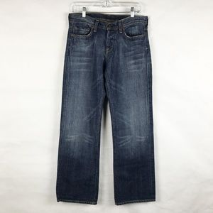 Citizens of Humanity Evan Button Fly 606 Jeans 30